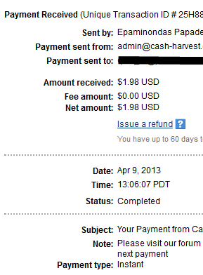 Cash-Harvest.com-payment-proof
